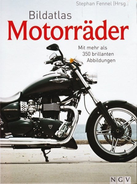 Picture of Picture Atlas Motorcycles: With more than 350 brilliant images