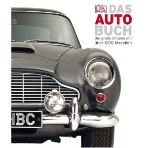 Picture of The Car Book. The great history with over 1200 models