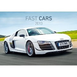 Picture of Fast Cars, Image Calendar 2013