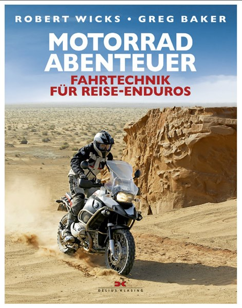 Picture of Motorcycle Adventures: Riding for travel enduros