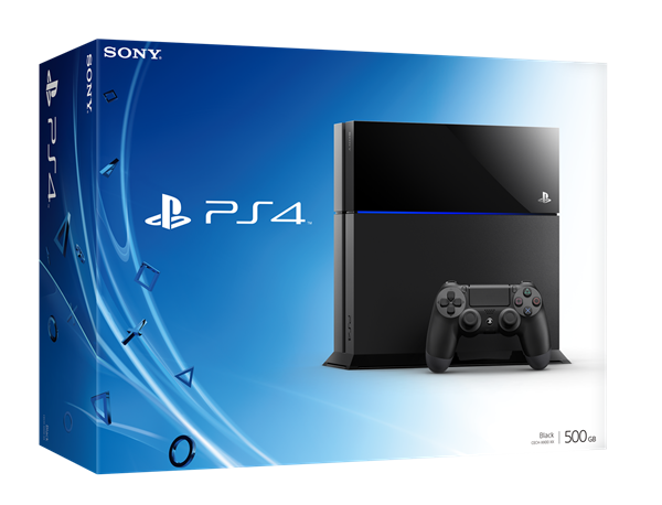 Picture of PlayStation 4