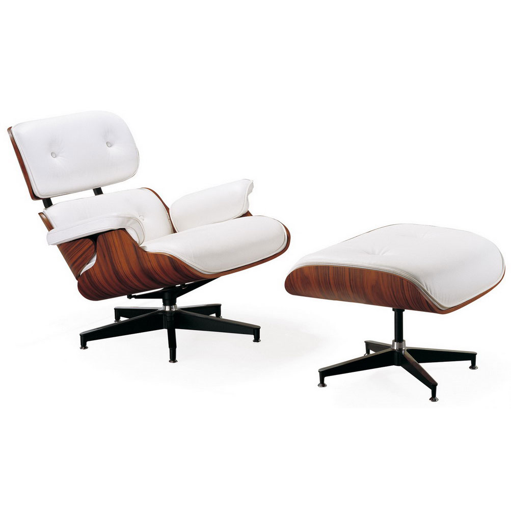 Charles Eames Lounge Stoel.Charles Eames Lounge Chair 1956